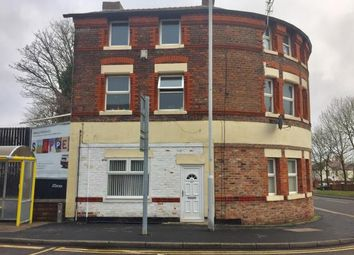 Thumbnail 1 bed maisonette for sale in Flat 1, 457 Old Chester Road, Birkenhead, Merseyside