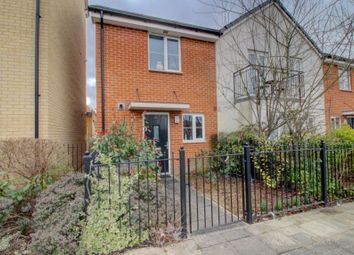 Thumbnail 2 bed semi-detached house for sale in Puffin Way, Reading