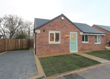Thumbnail 2 bed detached bungalow for sale in Plot 1, Newsome Avenue, Wombwell, Barnsley