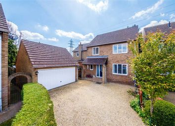 Thumbnail 5 bedroom detached house for sale in Newlyn Close, Stevenage