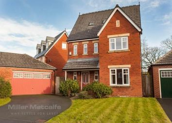 Thumbnail 4 bedroom detached house to rent in Silver Birch Close, Lostock, Bolton