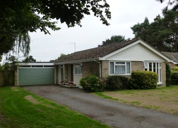 Thumbnail 3 bed bungalow to rent in Shelley Close, Ashley Heath, Ringwood