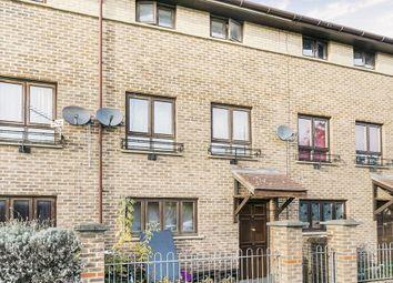 Thumbnail 4 bedroom terraced house for sale in Osier Way, London
