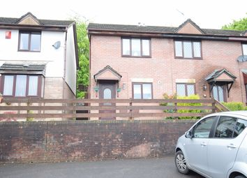 Thumbnail 2 bed end terrace house for sale in Hawkes Ridge, Ty Canol, Cwmbran