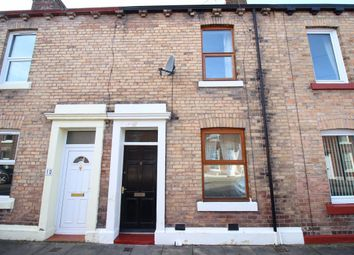 Thumbnail 2 bed terraced house to rent in Hope Street, Carlisle