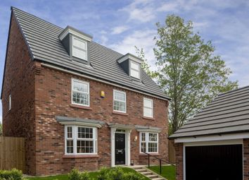 "Thumbnail 5 bedroom detached house for sale in ""Emerson"" at London Road, Nantwich"
