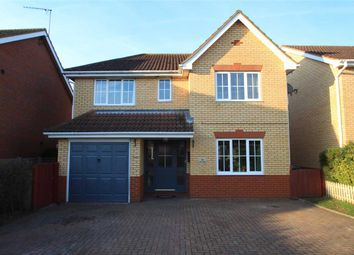 Thumbnail 4 bed detached house for sale in St. Agnes Way, Kesgrave, Ipswich