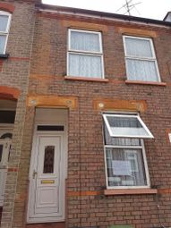 Thumbnail 3 bed terraced house to rent in Harcourt Street, Luton