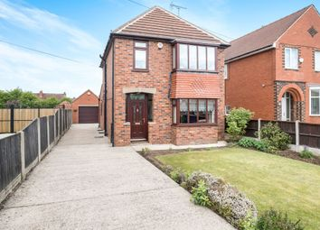 Thumbnail 3 bed detached house for sale in Long Lane, Carlton-In-Lindrick, Worksop