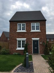 Thumbnail 3 bed detached house for sale in Avant Homes Cildes Croft, Kilsby
