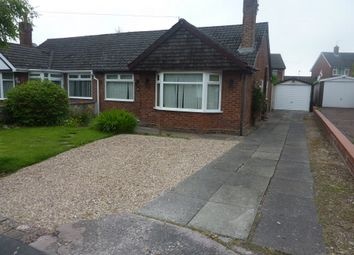 Thumbnail 2 bedroom bungalow to rent in Pinewood Grove, Blythe Bridge