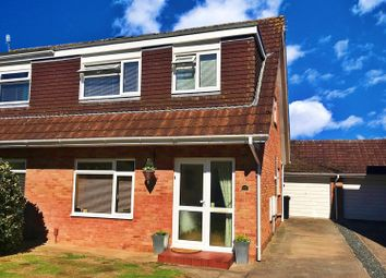 Thumbnail 3 bed semi-detached house for sale in Montague Road, Saltford, Bristol