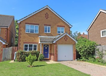 Thumbnail 4 bed detached house for sale in The Thatchings, Polegate