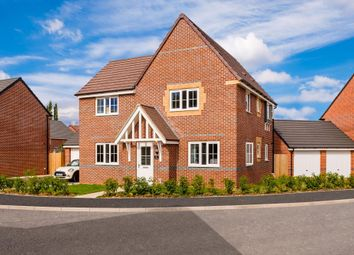 """Thumbnail 4 bed detached house for sale in """"Lincoln"""" at Birmingham Road, Bromsgrove"""
