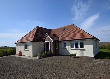 Thumbnail 3 bed bungalow for sale in Rosterburn View + 3 Acres, Roster, Occumster