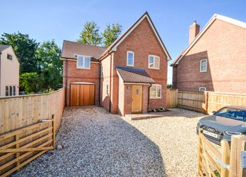 Thumbnail 4 bed detached house to rent in St. Johns Road, Slimbridge, Gloucester