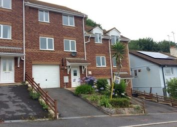 Thumbnail 3 bedroom terraced house to rent in Elm Road, Brixham