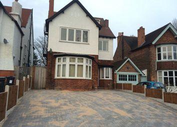 Thumbnail 1 bedroom property to rent in Chester Road, Erdington, Birmingham