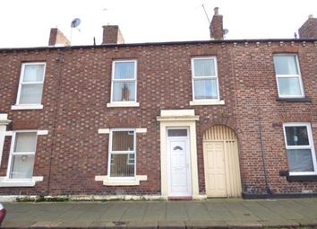 Thumbnail 3 bed terraced house for sale in South Street, Carlisle, Cumbria