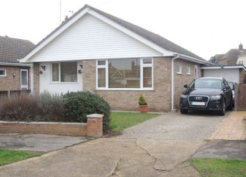 Thumbnail 2 bed detached bungalow for sale in Johnston Close, Holland-On-Sea, Clacton-On-Sea