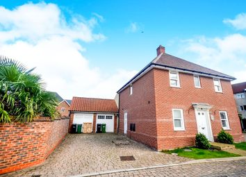 Thumbnail 4 bed detached house for sale in Brownrigg Drive, Bocking, Braintree