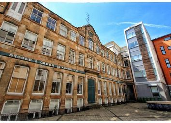 Thumbnail 2 bed flat for sale in Candleriggs, Merchant City, Glasgow