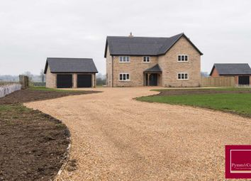 Thumbnail 4 bed detached house for sale in Wheelers Lane, Seething