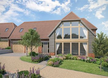 Thumbnail 5 bed detached house for sale in The Lynch, East Hendred, Wantage, Oxfordshire