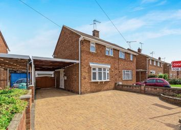 Thumbnail 2 bedroom semi-detached house for sale in Overfield Road, Luton