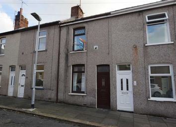 Thumbnail 1 bed terraced house to rent in Cragg Street, Barrow-In-Furness, Cumbria