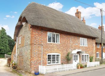 Thumbnail 3 bed cottage for sale in Chilton Foliat, Chilton Foliat, Hungerford