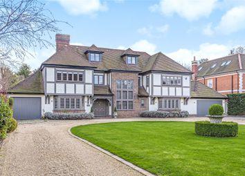 Thumbnail 5 bed detached house for sale in Park Avenue, Farnborough Park, Kent