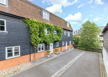 Thumbnail 3 bedroom terraced house for sale in Old Library Lane, Hertford