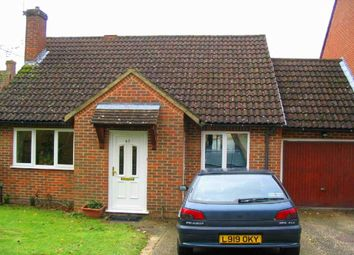 Thumbnail 2 bed bungalow to rent in Badgers Bank, Lychpit, Basingstoke