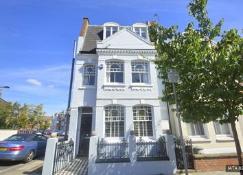 Thumbnail 5 bedroom end terrace house for sale in Cranbury Road, London