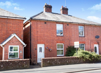 Thumbnail 3 bed semi-detached house to rent in London Road, Horndean, Waterlooville