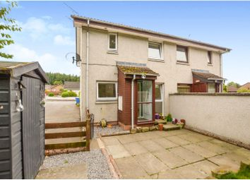 Thumbnail 1 bed flat for sale in Lochlann Crescent, Inverness