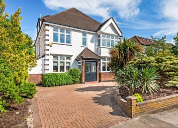Thumbnail 5 bed detached house for sale in Grosvenor Road, Petts Wood, Orpington