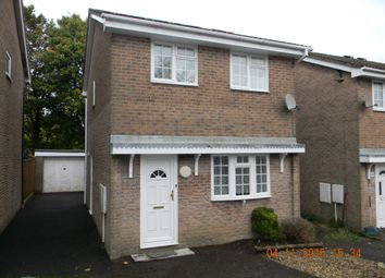 Thumbnail 3 bed detached house to rent in Roman Way, Honiton