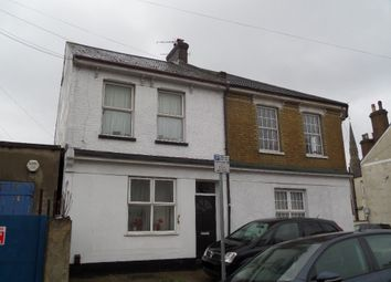 Thumbnail 1 bed flat for sale in Grove Road, Strood
