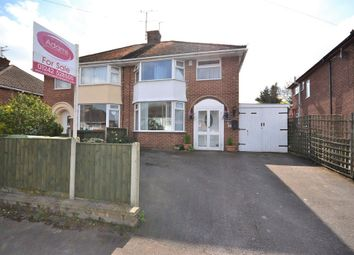 Thumbnail 3 bed semi-detached house for sale in Winchester Way, Leckhampton, Cheltenham