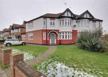 Thumbnail 5 bed semi-detached house for sale in Vicars Close, Enfield, Middlesex