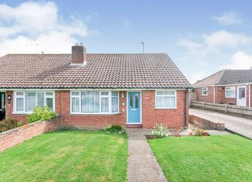 Thumbnail 2 bedroom semi-detached bungalow for sale in Dover Road, Polegate