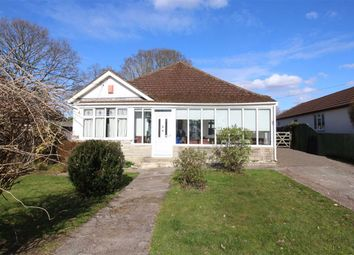 Manor Road, New Milton, Hampshire BH25. 3 bed detached bungalow for sale