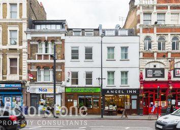 Thumbnail 5 bed maisonette to rent in St Johns Street, Angel, London