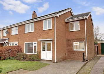 4 bed semi-detached house for sale in Overdale Road, Romiley, Stockport SK6