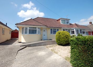 Thumbnail 2 bedroom semi-detached bungalow for sale in Headswell Avenue, Bournemouth