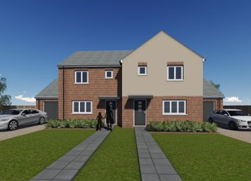 Thumbnail 3 bed semi-detached house for sale in Hythe Road, Plot 9, Methwold, Thetford