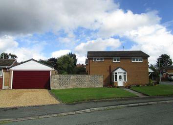 Thumbnail 4 bedroom detached house for sale in Bellencroft Gardens, Castlecroft, Wolverhampton