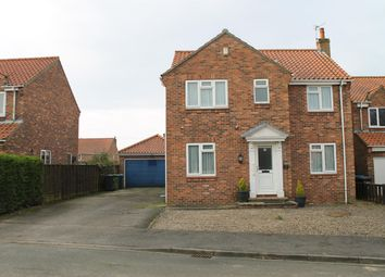 Thumbnail 4 bedroom detached house for sale in Moorfields, West Moor Lane, Raskelf, York